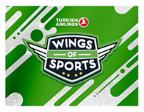 Turkish Airlines - Wings of Sports ( concept )