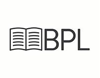 Bentonville Public Library Rebrand