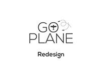 Go Plane Redesign