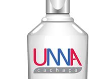 Unna Cachaça - Logo and label