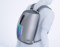 Keeback - a future of backpacks.