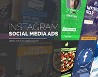 Instagram - Social Media ADS