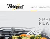 Whirlpool Web Site