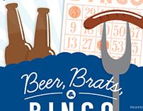 Beer, Brats, & Bingo Social Mixer