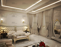 Decorating ideas of a Luxury Bedroom