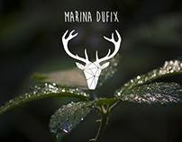 PERSONNAL BRANDING IDENTITY - Marina DUFIX