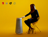 Poizo - multi-zone smart heater for home