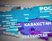 карта НПП Элемер