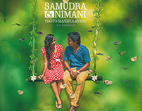 RIP Photoshop | Samudra & Nimani Photo Manipulation