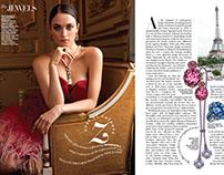 Jewellery Shoots in Paris