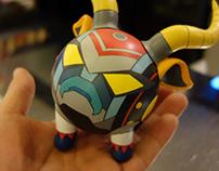 nanoo Robotang - Grangaizer