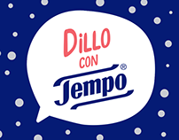 Dillo con Tempo - E-commerce