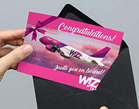 Wizzair Gift Card