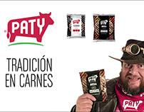 Banners en gif animado para Paty Chile