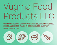 Vugma Website Design