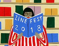 Berlin Zine Fest 2018