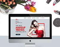 Healthy & Beauty Website