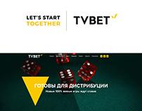 "Live-казино ""TV Bet"""