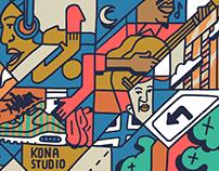 Hyundai - Kona Studio
