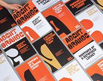 Agent Orange | Branding & Type design