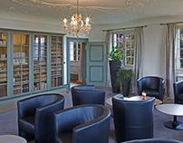 Seminarräume im Schloss Freudenfels, Eschenz, Schweiz