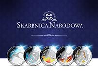 Skarbnica Narodowa - banner ads