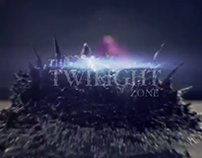 Twilight-zone title sequence