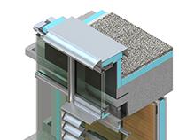 Integrated Building System Precedent Study 3D Model
