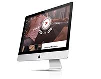 Remix't Clothing E-Commerce Website Design