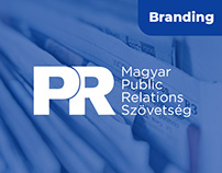 Hungarian Public Relations Alliance / Brand Identity