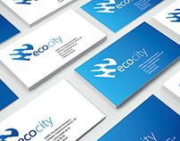 ecocity - Brand identity