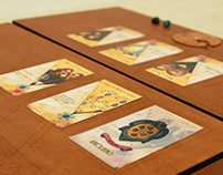 Héroes de la edad moderna - educational card game duel