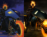 Ghost Rider Pepsicard Redesign
