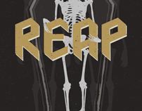 Reap: A Modular Typeface