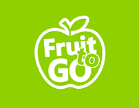Fruit to GO logo design