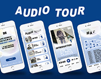 Taipei Biennial 2016 Audio Tour Mobile Apps Redesign