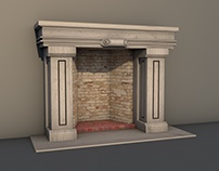 Hidden fireplaces