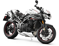 Triumph Speed Triple CGI Production