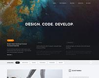 Onyx - WordPress Blogging Theme by EckoThemes