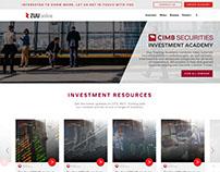 CIMB Landing Page