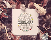 Logo design - Born for Africa