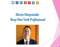 •Steven Mezynieski: Working with Local Businesses
