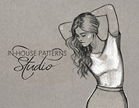 In-House Patterns - Web Illustrations