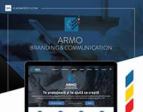 ARMO Branding