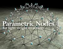 Parametric nodes algorithm / 2018