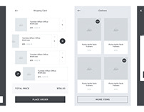 Ecommerce Mobile APP Online Shopping Experience