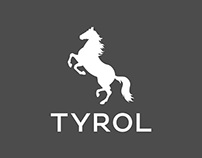 TYROL Restaurant Signage