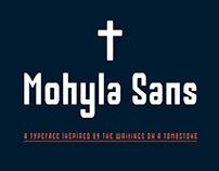 Mohyla Sans - Typeface