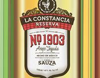 Sauza La Constancia Reserva Tequila
