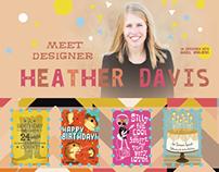 Design Speak: An Interview w/ Heather Davis